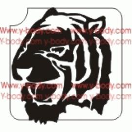 11400 Tiger head