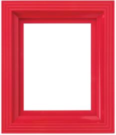 Frame roze-rood