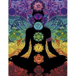 Meditatie Large 35x47cm