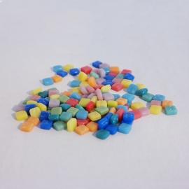 Colourful Squares mix 75 gram - Tutti Frutti