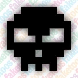 Minecraft Skull