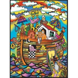 Ark van Noah Large 35x47 cm