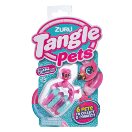 Tangle Pets Flamingo