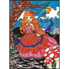 Prinses Large 35x47 cm