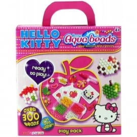 Aqua Beads mini playset Hello Kitty