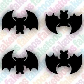 (144) Mini Bats