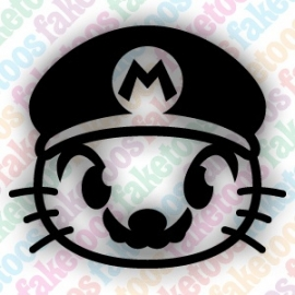 Hello Kitty - Mario