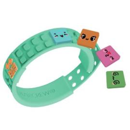 Pixie crew turquoise armband incl kawai pixies