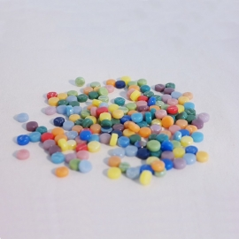 Colourful dots mix 75 gram - Fruit Cocktail