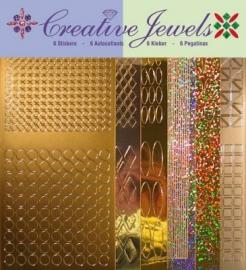 Creative Jewels - Goud/zilver