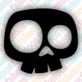 (103) (H9) Halloween Skull