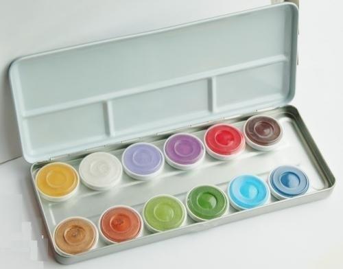 Superstar Sprookjes palet 12 kleuren 12x5 gram