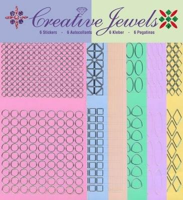 Creative jewels - pastel