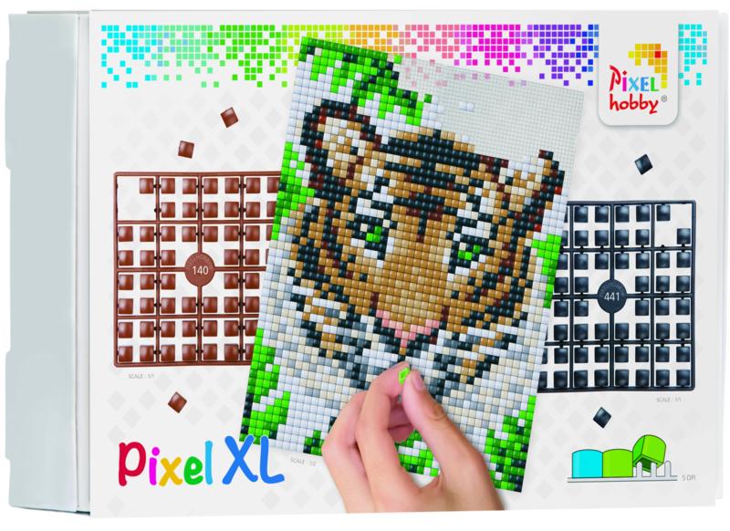 Pixel XL Tijger