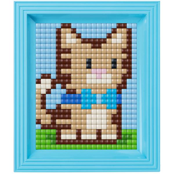 Pixel XL geschenkverpakking Kitten blauw