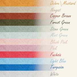 Badjas safari diverse kleuren