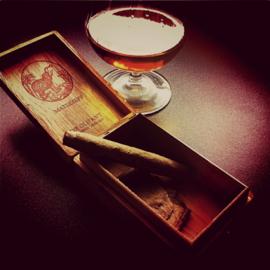 Cognac & Cubans autoverfrisser