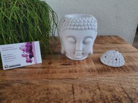 Witte Buddhahoofd Brander