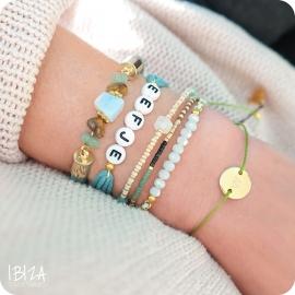 Oh MY! Name-It | Lycra Naam Armbandje