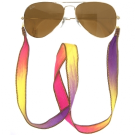Sunny Chain Silk Wild Fresia | Zijde Zonnebrilkoord