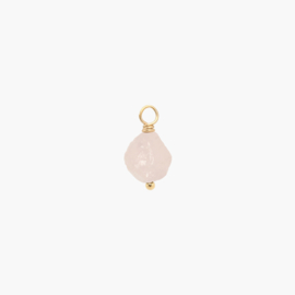 Rozenkwarts Oorbel Hanger | 14K Gold Filled