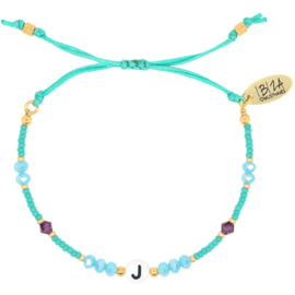 Joyfully Initial - J - Goud