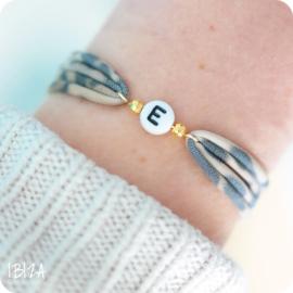 Oh MY! Initial | Lycra letter Armbandje
