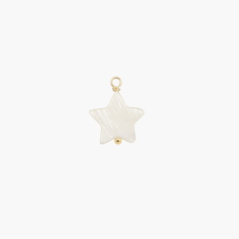 Twinkle Star Oorbel Hanger | 14K Gold Filled