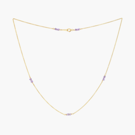 Birth Stone - Divers | Ketting - 14kt Gold Filled