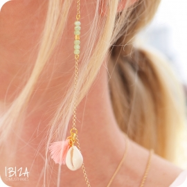 Sunny Chain Paradise - Goud & Zilver | Zonnebrilketting