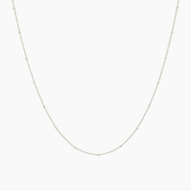 DOTTED | Basis Ketting - 925 Zilver