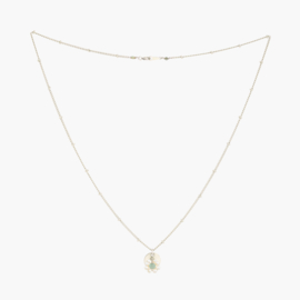 In Bloom | Ketting - 925 Zilver