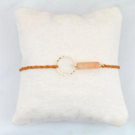 Blossom Orange Aventurine |  Custom Made Monique