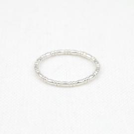 The Fantasy Ring | Aanschuifring - 925 Zilver