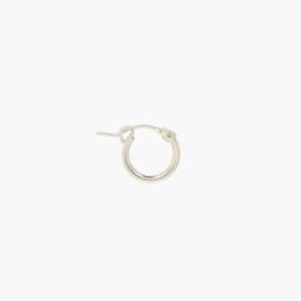 Bold Hoop | Oorring 13 mm - 925 Zilver