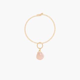 Moonstone Sparkle Hoop | Oorring Maansteen - 14K Gold Filled