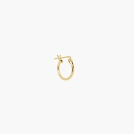 Click Hoop | Oorring 10 mm - 14K Gold Filled
