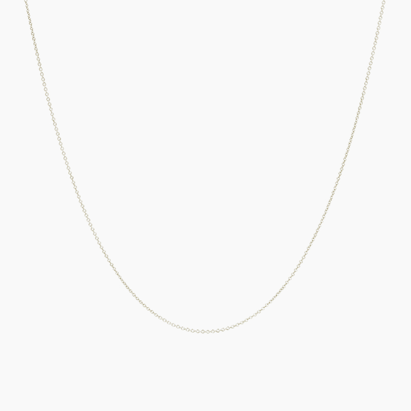 CHAIN   Basis Ketting - 925 Zilver