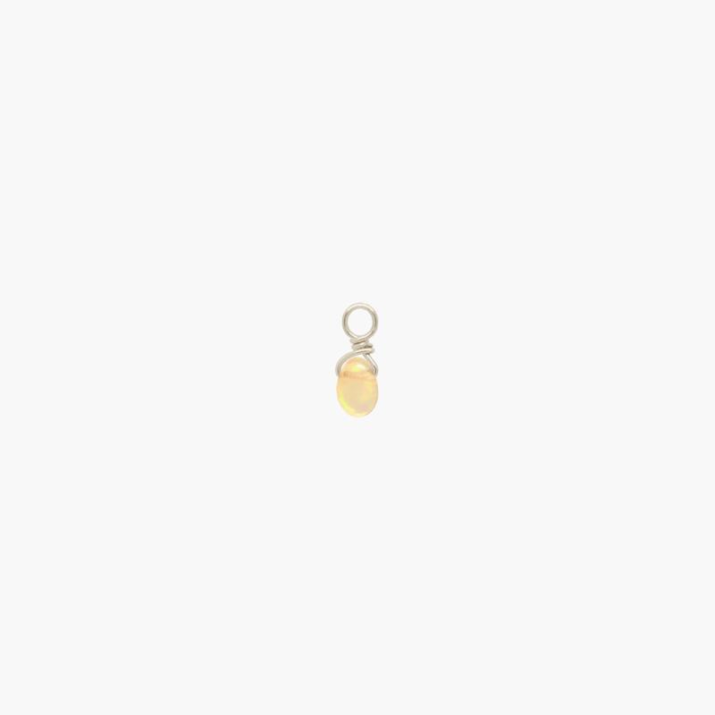 Disco Drop Mini Oorbel Hanger | 925 Zilver