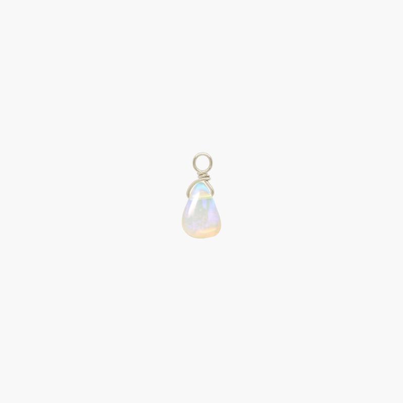 Disco Drop Oorbel Hanger | 925 Zilver