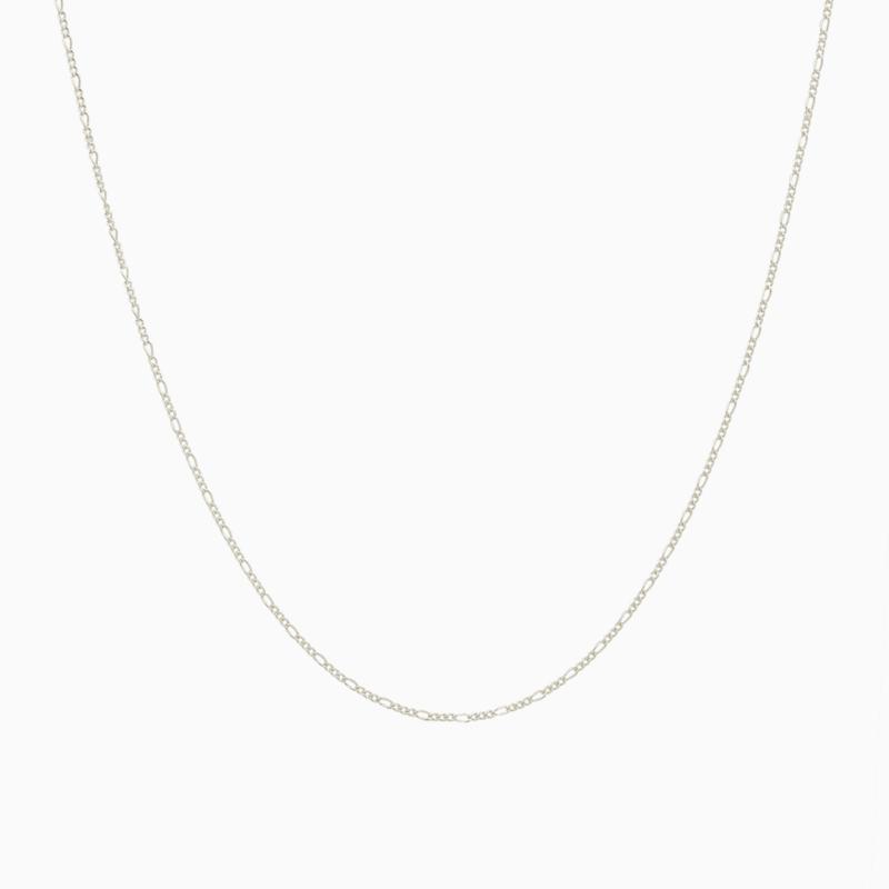 FIGARO | Basis Ketting - 925 Zilver