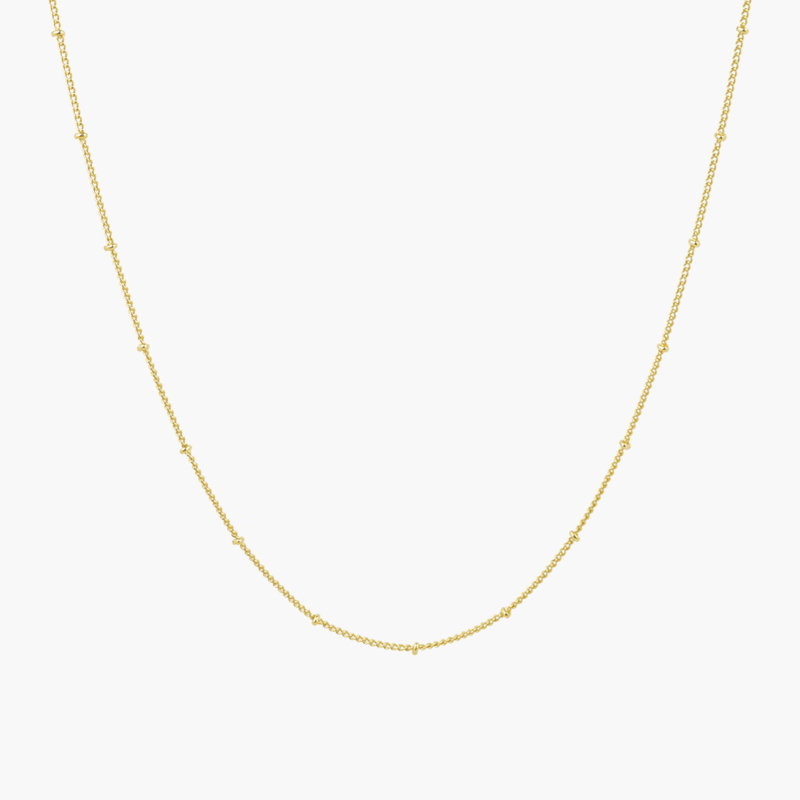 DOTTED | Basis Ketting - 14K Gold Filled