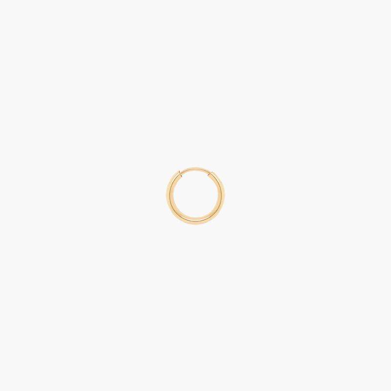 Endless Hoop   Oorring 10 mm - 14K Gold Filled