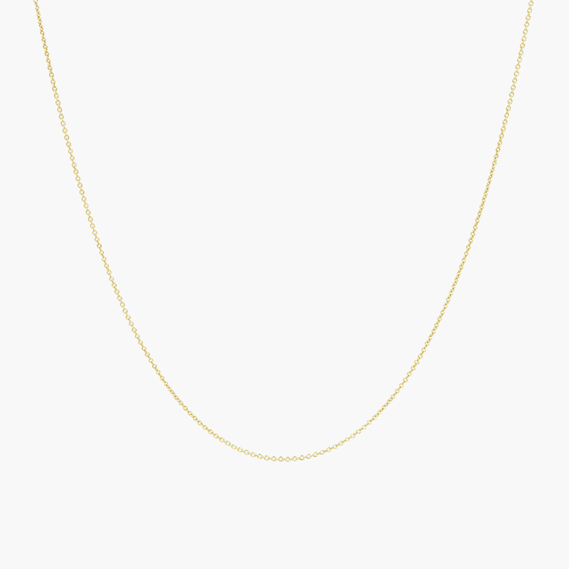 CHAIN   Basis Ketting - 14K Gold Filled