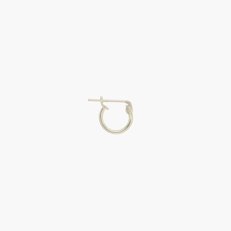 Click Hoop | Oorring 10 mm - 925 Zilver