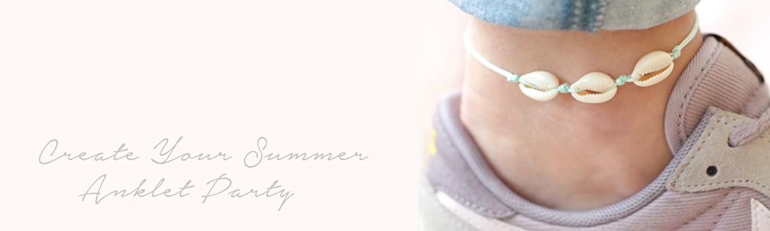 Summer Anklets Enkelbandjes