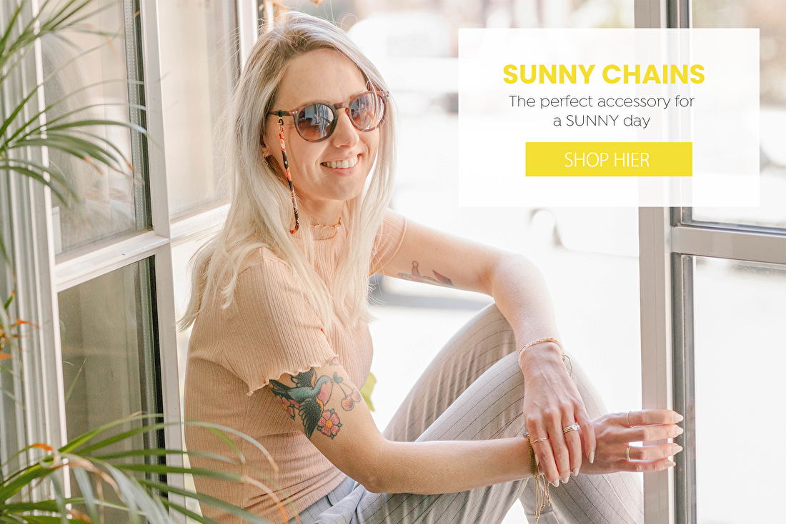 Sunny Chains Zonnebrilkoordjes