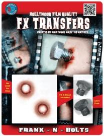 Frankenstein bouten 3D FX transfer