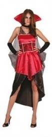 Halloween dracula jurkje