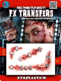Frankenstein geniet 3D FX transfer